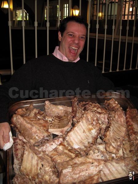 10.000 Kg de costillas gratis en el Restaurante Micota - © Cucharete.com