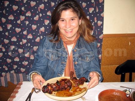 Alfredo's Barbacoa - © Cucharete.com