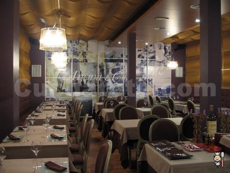 Restaurante Anema e Core - Recomendado para tu Cena de Navidad en Madrid
