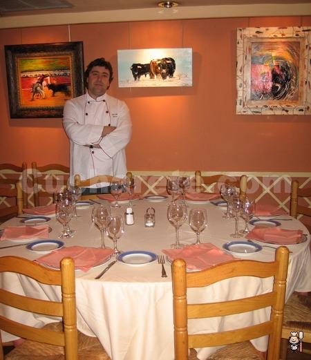 Antonio Hoyas - Chef del Restaurante La Casuca (Madrid) - © Cucharete.com