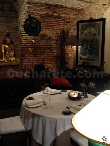 Restaurante Asiana - © Cucharete.com