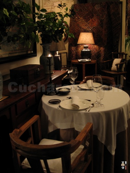 Restaurante Asiana - © Cucharete.com