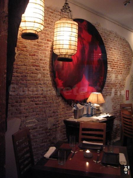 Asiana Next Door - © Cucharete.com