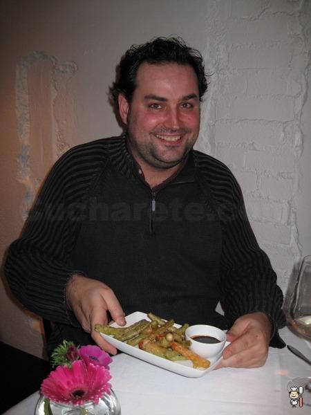 Restaurante BeChic Loft - © Cucharete.com