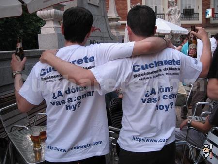 Cucharete.com en el Beers and Blogs de Madrid