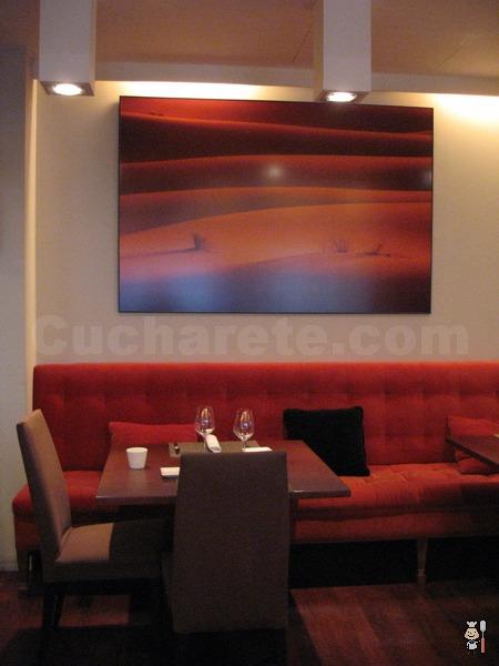 Restaurante Belalúa - © Cucharete.com