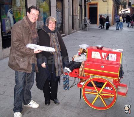 Bocadillete solidario de Cucharete - Cucharete.com