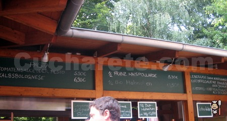 Cafe am Neuen See (Berlín) - © Cucharete.com