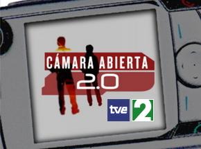 Cucharete.com en Cámara Abierta 2.0 - La 2 - TVE