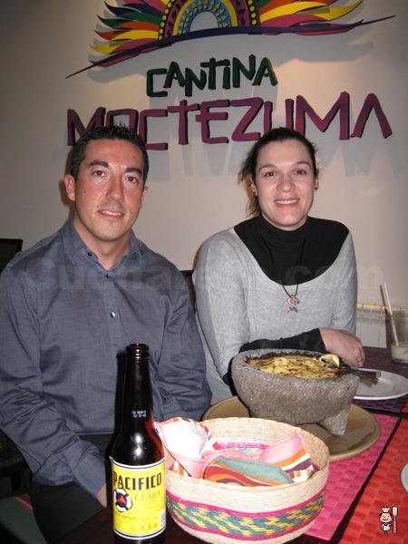 Cantina Moctezuma - © Cucharete.com