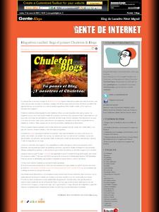 Gente de Internet -  © Cucharete.com
