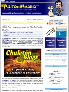 Pisito en Madrid -  © Cucharete.com