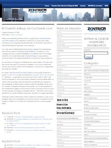 Zéntrica - © Cucharete.com