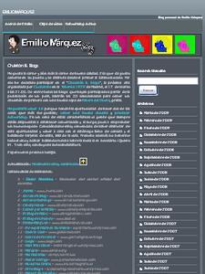Emilio Márquez -  © Cucharete.com
