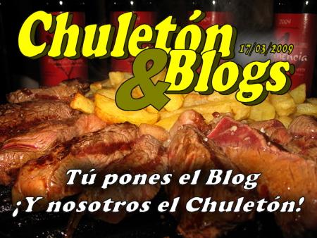 Chuletón & Blogs - Chuletón Gratis en la Taberna 1929 para Bloggers - © Cucharete.com