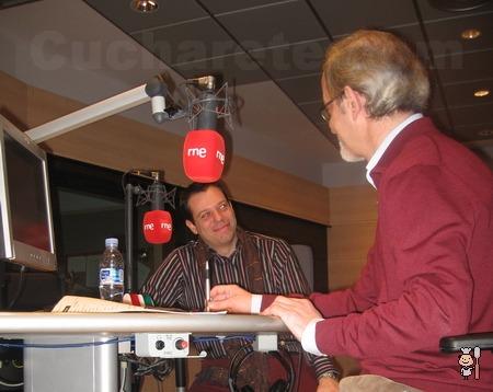Chuletón & Blogs en Radio Exterior de España