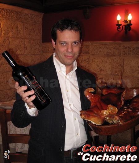 Cochinete de Cucharete - Cochinillo Gratis en El Pedrusco de Aldealcorvo de Madrid - © Cucharete.com