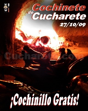 Cochinete de Cucharete - Cochinillo Gratis
