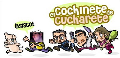 Carlos M. Cucsante asiste al Cochinete de Cucharete