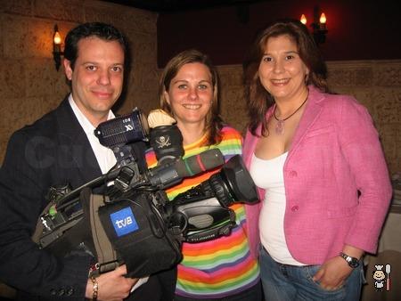 Cucharete.com en los Informativos de TVE1