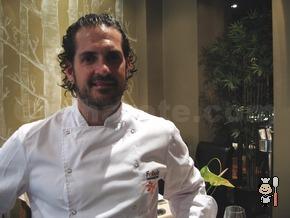 Daniel Paradinas - Chef del Restaurante Fábula (Madrid)