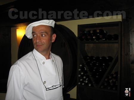 Daniel Seifi - Chef del Restaurante Sagaretxe (Madrid) - © Cucharete.com