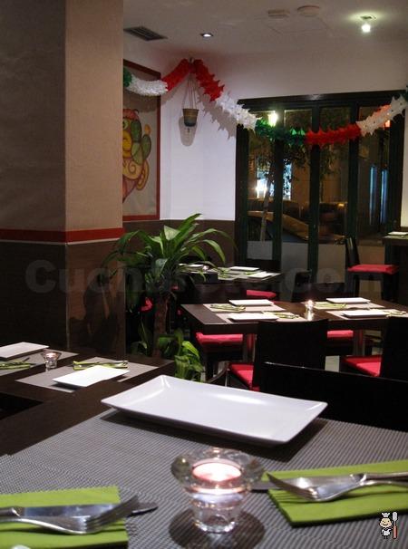 Restaurante Mexicano Doña Adelita - © Cucharete.com