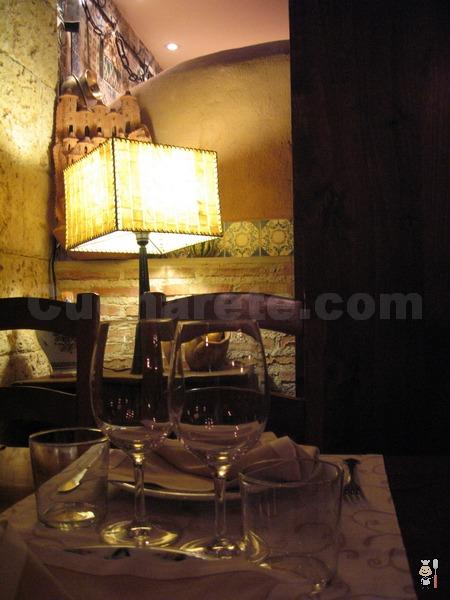 Restaurante El Pedrusco de Aldealcorvo - Restaurante Romántico en Madrid