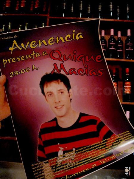 El Rincón de Avenencia - © Cucharete.com