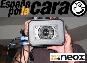 Cucharete.com en España por la Cara - Antena3 Neox