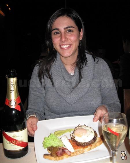 Fábula Buey & Champagne - © Cucharete.com