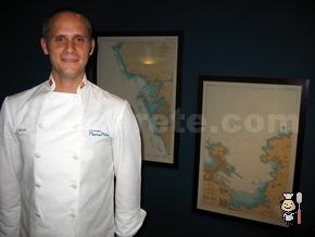 Fernando Negri - Chef del Restaurante María Pita (Madrid)