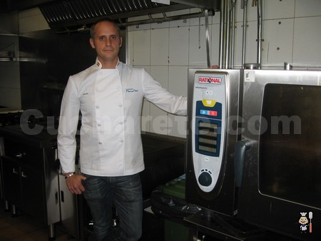 Fernando Negri - Chef del Restaurante María Pita (Madrid) - © Cucharete.com