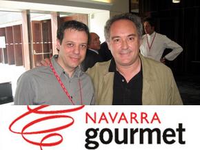 ¡Ferran Adrià ya conoce Cucharete.com!