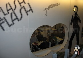 Restaurante Flash Flash - © Cucharete.com