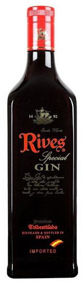 Gin Rives Premium Special Tridestilada - Ginebra de moda en Madrid