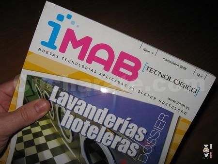 Cucharete.com en iMAB