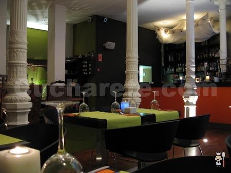 Restaurante Jhambala - Recomendado para tu Cena de Navidad en Madrid