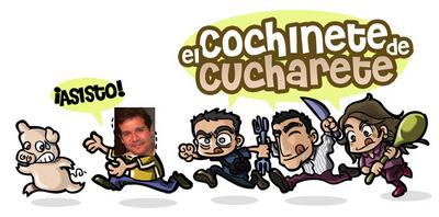 Jesús Núñez asiste al Cochinete de Cucharete