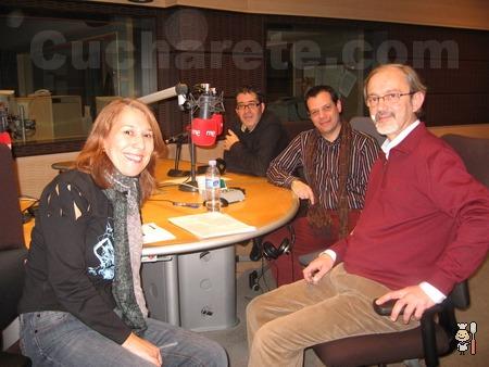 Cochinete de Cucharete en Radio Exterior de España