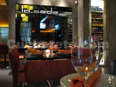 Restaurante La Sede - Recomendado para tu Cena de Navidad en Madrid