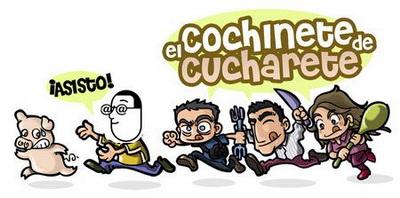 Leandro asiste al Cochinete de Cucharete