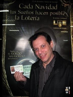 Lotería de Navidad - Cucharete.com