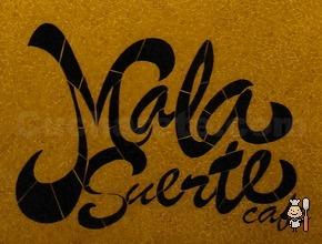 Mala Suerte Café - Madrid - © Cucharete.com