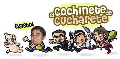 Manuel Sagra asiste al Cochinete de Cucharete