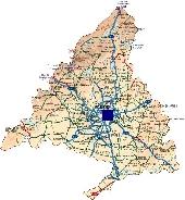 Mapa de Restaurantes de Madrid
