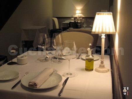 Restaurante María Pita - Restaurante Romántico en Madrid