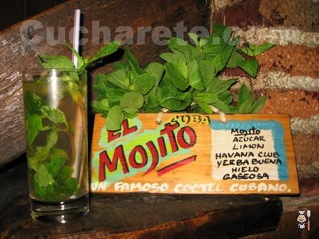 Promoción Mojito Gratis - © Cucharete.com