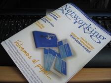 Sabadete de Cucharete en la Revista Networking Activo