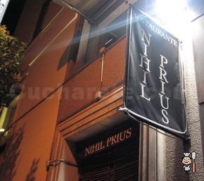 Nihil Prius - © Cucharete.com